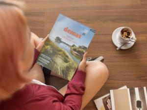 contenus expérientiels pour le magazine de Guingamp Paimpol